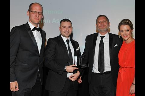 Outstanding Claims Management Team of the Year – Business Partner: Winn Assist